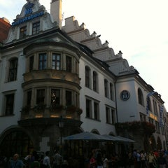 Photo taken at Hofbräuhaus by Andre M. on 7/25/2013