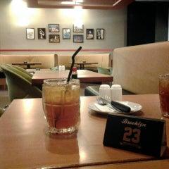 Photo taken at Brooklyn Restaurant by Amanda S. on 4/19/2013