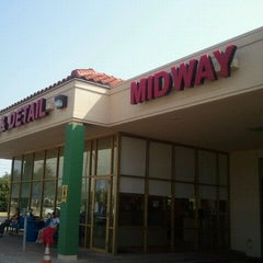 Photo taken at Midway Car Wash by Frank S. on 9/4/2011