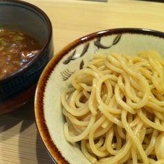 Photo taken at 麺場 風天 by hikaru h. on 11/29/2012