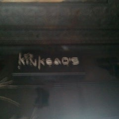 Photo taken at Kinkead's by Dylan G. on 4/10/2013