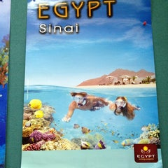 Photo taken at Consulate of Egypt   قنصلية جمهورية مصر العربية by Hugo C. on 6/23/2014