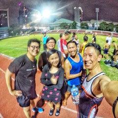 Photo taken at สนามเทพหัสดิน (Thephasadin Stadium) by May L. on 6/24/2015