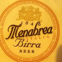 Photo taken at Ristorante Menabrea by chiara m. on 11/9/2012