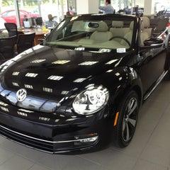 Photo taken at Vista Volkswagen by Karl K. on 7/30/2013