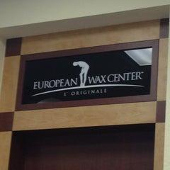 Photo taken at European Wax Center by Megan on 6/11/2013
