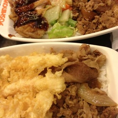 Photo taken at Yoshinoya by Chi on 11/12/2012