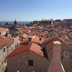 Photo taken at Stari Grad (Old Town) by Yumi K. on 8/26/2015