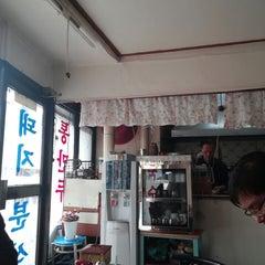 Photo taken at 돼지분식 by TaeYong K. on 2/25/2014