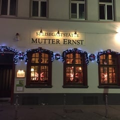 Photo taken at Mutter Ernst by America D. on 12/1/2014