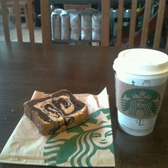 Photo taken at Starbucks by Michela O. on 5/9/2013