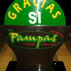 Photo taken at Mr. Pampas Puebla by Naomi M. on 4/21/2013