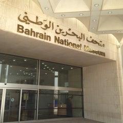 Photo taken at Bahrain National Museum by Tsiolinnka O. on 5/7/2013