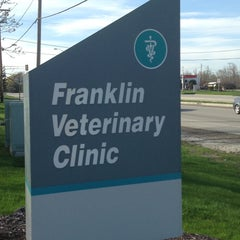 Photo taken at Franklin Veterinary Clinic by Melly M. on 5/5/2013