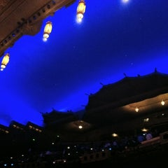 Photo taken at The Fox Theatre by Colin B. on 11/28/2012