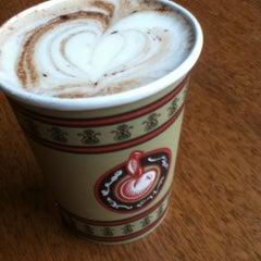 Photo taken at Cherry Street Coffee House by Eboni C. on 1/24/2013