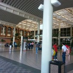Photo taken at Aeropuerto Internacional del Cibao by Carlos S. on 6/7/2013