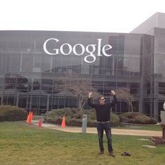 Photo taken at Googleplex by Karlan M. on 1/9/2013