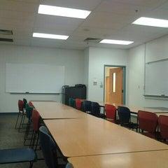 Photo taken at Fawick Hall - Trine University by Kevin K. on 2/24/2013