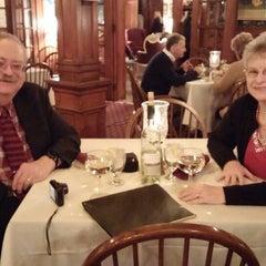 Photo taken at Lewisburg Hotel by Warren K. on 1/31/2014