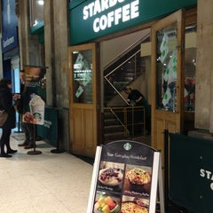 Photo taken at Starbucks by Meem A. on 2/25/2013