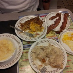 Photo taken at Waffle House by Hillary M. on 6/4/2013