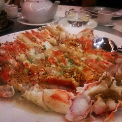 Photo taken at Kirin Seafood Restaurant by 林 Ceci on 12/6/2014