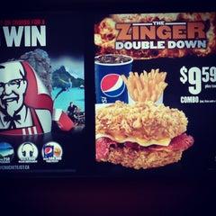 Photo taken at KFC by Iris W. on 6/16/2013