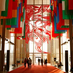 Photo taken at The John F. Kennedy Center for the Performing Arts by Travel + Leisure on 1/11/2013