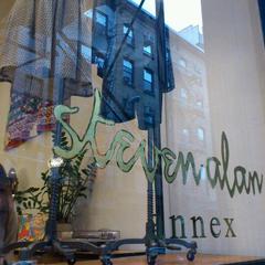 Photo taken at Steven Alan Annex - Tribeca by Travel + Leisure on 4/15/2013