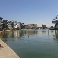 Photo taken at Hafen by Katrin W. on 4/22/2013