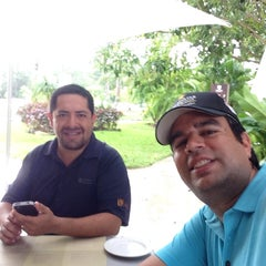 Photo taken at El Manglar Golf Course by Ignacio F. on 12/15/2013