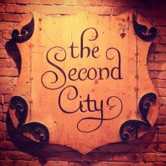 Photo taken at The Second City by Justin O. on 3/3/2013