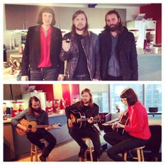 Photo taken at Vevo by Jenn T. on 4/30/2014