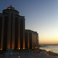Photo taken at L'Auberge Casino Resort Lake Charles by Jonathan M. on 4/12/2013