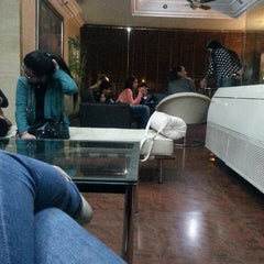 Photo taken at Orly Suites Corrientes by Cynthia G. on 8/30/2014