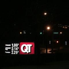 Photo taken at QuikTrip by Jose H. on 12/18/2014