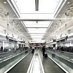 Photo taken at Denver International Airport (DEN) by ArchDaily on 6/19/2013