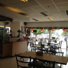 Photo taken at Mandarin Tea Garden by Nik K. on 11/27/2012