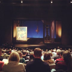 Photo taken at Portland Center Stage by Amit G. on 12/23/2012