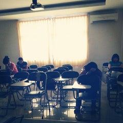 Photo taken at Universitas Prima Indonesia ( kampus II ) by Amelia l. on 6/12/2013
