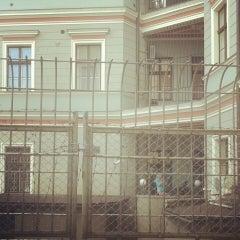 Photo taken at Krievijas vēstniecība | Посольство России by п к. on 7/4/2013