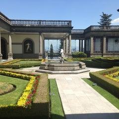 Photo taken at Museo Nacional de Historia (Castillo de Chapultepec) by Erika C. on 6/18/2013