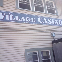 Photo taken at The Village Casino by Kelly J. on 8/16/2013