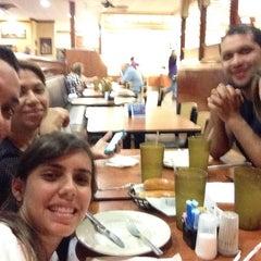 Photo taken at Ponderosa Steakhouse by Felipe E. on 10/22/2014