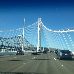 Photo taken at San Francisco-Oakland Bay Bridge by Anita A. on 9/3/2013