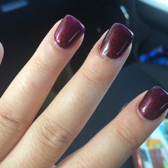 Photo taken at Luxe Nail Salon by ryanne on 10/3/2015