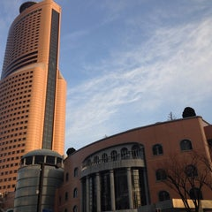 Photo taken at オークラ アクトシティホテル浜松 (Okura Act City Hotel Hamamatsu) by Yoshimura K. on 1/28/2014
