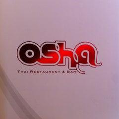 Photo taken at Osha Thai by Michael F. on 6/14/2013