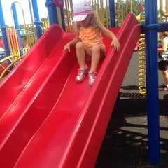 Photo taken at Veterans Park by Megan S. on 9/5/2014